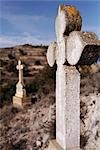 Close-up of Cross, Aragon, Spain Stock Photo - Premium Royalty-Free, Artist: Mike Randolph            , Code: 600-03014873