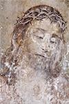 Fresco of Jesus Christ, Florence, Tuscany, Italy Stock Photo - Premium Royalty-Free, Artist: Mike Randolph            , Code: 600-03015008