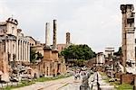 The Forum, Rome, Italy Stock Photo - Premium Rights-Managed, Artist: Mike Randolph            , Code: 700-03015173
