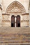 Burgos Cathedral, Burgos, Burgos Province, Spain Stock Photo - Premium Rights-Managed, Artist: Mike Randolph            , Code: 700-03015217