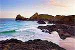 Kynance Cove and Lizard Peninsula, Cornwall, England, United Kingdom                                                                                                                                     Stock Photo - Premium Rights-Managed, Artist: Tim Hurst                , Code: 700-03016974