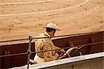 Picador, La Plaza de Toros de Las Ventas, Madrid, Spain Stock Photo - Premium Rights-Managed, Artist: Arian Camilleri          , Code: 700-03017115