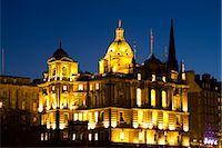 Bank of Scotland, The Mound, Edinburgh, Scotland Stock Photo - Premium Royalty-Freenull, Code: 600-03017236