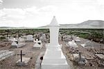 Cemetery, Presidio, Presidio County, West Texas, Texas, USA Stock Photo - Premium Rights-Managed, Artist: Mark Peter Drolet        , Code: 700-03017491