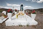 Cemetery, Presidio, Presidio County, West Texas, Texas, USA Stock Photo - Premium Rights-Managed, Artist: Mark Peter Drolet        , Code: 700-03017512