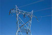 Hydro Tower Stock Photo - Premium Rights-Managednull, Code: 700-03017668