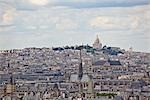 Montmartre, Paris, Ile de France, France                                                                                                                                                                 Stock Photo - Premium Rights-Managed, Artist: Tomasz Rossa             , Code: 700-03018155
