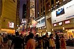 Times Square,Causeway Bay,Hong Kong                                                                                                                                                                      Stock Photo - Premium Rights-Managed, Artist: Oriental Touch           , Code: 855-03021699