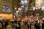Times Square,Causeway Bay,Hong Kong                                                                                                                                                                      Stock Photo - Premium Rights-Managed, Artist: Oriental Touch           , Code: 855-03021700