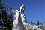 Tuong Thanh Gioc (Jesus Christ statue),Vung Tau,Vietnam                                                                                                                                                  Stock Photo - Premium Rights-Managed, Artist: Oriental Touch           , Code: 855-03022067