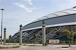 Macau East Asian Games Dome,Taipa,Macau                                                                                                                                                                  Stock Photo - Premium Rights-Managed, Artist: Oriental Touch           , Code: 855-03022687