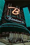 Binion's, Fremont Street, the older part of Las Vegas, Nevada, United States of America, North America