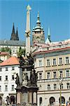 Mala Strana, Prague, UNESCO World Heritage Site, Czech Republic, Europe                                                                                                                                  Stock Photo - Premium Rights-Managed, Artist: Robert Harding Images    , Code: 841-03031383