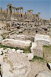Ancient Roman city of Thugga (Dougga), UNESCO World Heritage Site, Tunisia, North Africa, Africa                                                                                                         Stock Photo - Premium Rights-Managed, Artist: Robert Harding Images    , Code: 841-03031603