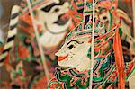 Paper figures,Bangkok,Thailand,Southeast Asia,Asia                                                                                                                                                       Stock Photo - Premium Rights-Managed, Artist: Robert Harding Images    , Code: 841-03035211