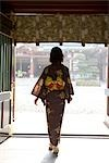 Young Asian woman in kimono                                                                                                                                                                              Stock Photo - Premium Rights-Managed, Artist: Aflo Relax               , Code: 859-03039871