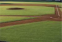 professional baseball game - Sports                                                                                                                                                                                                   Stock Photo - Premium Rights-Managednull, Code: 858-03044567