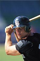 professional baseball game - Sports                                                                                                                                                                                                   Stock Photo - Premium Rights-Managednull, Code: 858-03044599