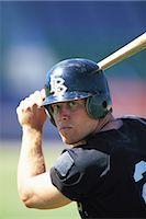 professional baseball game - Sports                                                                                                                                                                                                   Stock Photo - Premium Rights-Managednull, Code: 858-03044601