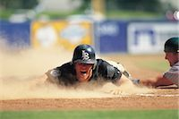 professional baseball game - Sports                                                                                                                                                                                                   Stock Photo - Premium Rights-Managednull, Code: 858-03044612