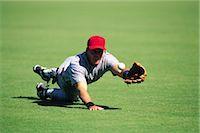 professional baseball game - Sports                                                                                                                                                                                                   Stock Photo - Premium Rights-Managednull, Code: 858-03044639