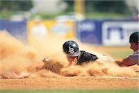 professional baseball game - Sports                                                                                                                                                                                                   Stock Photo - Premium Rights-Managednull, Code: 858-03044641