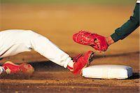professional baseball game - Sports                                                                                                                                                                                                   Stock Photo - Premium Rights-Managednull, Code: 858-03044644