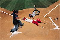 professional baseball game - Sports                                                                                                                                                                                                   Stock Photo - Premium Rights-Managednull, Code: 858-03044657