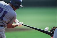 professional baseball game - Sports                                                                                                                                                                                                   Stock Photo - Premium Rights-Managednull, Code: 858-03044683