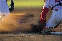 professional baseball game - Sports                                                                                                                                                                                                   Stock Photo - Premium Rights-Managednull, Code: 858-03044685