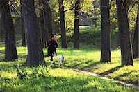 dogs in nature - Running                                                                                                                                                                                                  Stock Photo - Premium Rights-Managednull, Code: 858-03052146