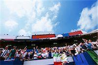 pennant flag - Stadium Crowd                                                                                                                                                                                            Stock Photo - Premium Rights-Managednull, Code: 858-03052758