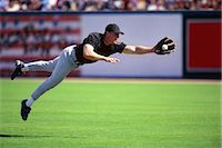 professional baseball game - Baseball (Catcher)                                                                                                                                                                                       Stock Photo - Premium Rights-Managednull, Code: 858-03052779