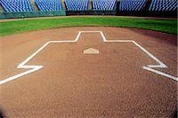 professional baseball game - Baseball                                                                                                                                                                                                 Stock Photo - Premium Rights-Managednull, Code: 858-03052784
