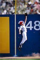 professional baseball game - Baseball (Catcher)                                                                                                                                                                                       Stock Photo - Premium Rights-Managednull, Code: 858-03052787
