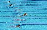 Swimming (Butterfly Stroke)