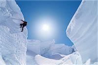 Mountain Climbing                                                                                                                                                                                        Stock Photo - Premium Rights-Managednull, Code: 858-03053351