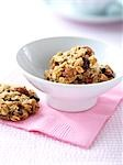 Oatmeal Raisin Cookies                                                                                                                                                                                   Stock Photo - Premium Rights-Managed, Artist: Yvonne Duivenvoorden     , Code: 700-03053803