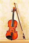 Still Life of Violin