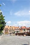 Town of Sandomierz, Poland                                                                                                                                                                               Stock Photo - Premium Rights-Managed, Artist: Tomasz Rossa             , Code: 700-03054197