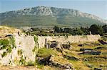 Archaeological ruins of the ancient city of Solin (known as Salona by the Romans), Split, Dalmatia Coast, Croatia, Europe                                                                                Stock Photo - Premium Rights-Managed, Artist: Robert Harding Images    , Code: 841-03054874