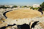 Walls of 2nd century amphitheatre at archaeological ruins of Solin (known as Salona by the Romans), Split, Dalmatia Coast, Croatia, Europe                                                               Stock Photo - Premium Rights-Managed, Artist: Robert Harding Images    , Code: 841-03054876