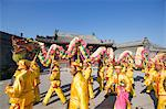 Dragon Dance, Chinese New Year, Spring Festival, Beijing, China, Asia                                                                                                                                    Stock Photo - Premium Rights-Managed, Artist: Robert Harding Images    , Code: 841-03055868