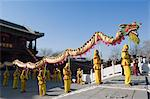 Dragon Dance, Chinese New Year, Spring Festival, Beijing, China, Asia                                                                                                                                    Stock Photo - Premium Rights-Managed, Artist: Robert Harding Images    , Code: 841-03055869