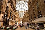 Galleria Vittorio Emanuele, Milan, Lombardy, Italy, Europe                                                                                                                                               Stock Photo - Premium Rights-Managed, Artist: Robert Harding Images    , Code: 841-03056380