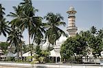 Jamek Mosque, a good example of North Indian Islamic architecture, Kuala Lumpur, Malaysia, Southeast Asia, Asia