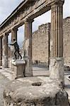 Temple of Apollo, Pompeii, UNESCO World Heritage Site, Campania, Italy, Europe                                                                                                                           Stock Photo - Premium Rights-Managed, Artist: Robert Harding Images    , Code: 841-03057453
