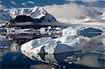 Gerlache Strait, Antarctic Peninsula, Antarctica, Polar Regions                                                                                                                                          Stock Photo - Premium Rights-Managed, Artist: Robert Harding Images    , Code: 841-03057726