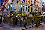 The Oliver St. John Gogarty pub, Temple Bar, Dublin, County Dublin, Republic of Ireland (Eire), Europe