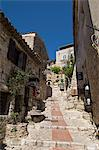 Eze village, Alpes Maritimes, Provence, Cote d'Azur, France, Europe                                                                                                                                      Stock Photo - Premium Rights-Managed, Artist: Robert Harding Images    , Code: 841-03057931